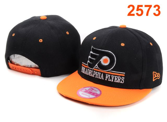 Philadelphia Flyers NHL Snapback Hat PT08